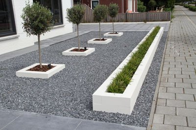Landscaping Bourne Driveway